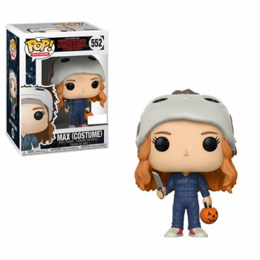 Funko Pop! Stranger Things - Max in Myers Costume Limited Edition [BOX DAMAGE]