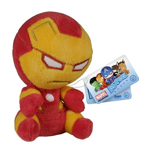Mopeez Iron Man