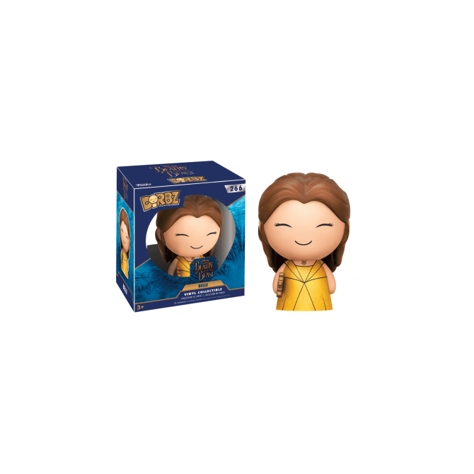 Funko Dorbz Beauty and the Beast Live Action - Ballgown Belle Box