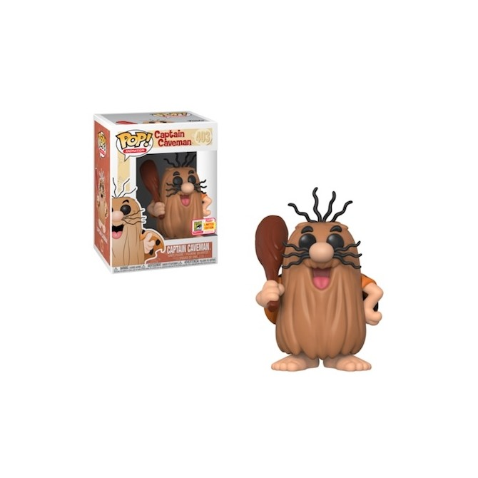 Funko Pop! Hanna-Barbera - Captain Caveman SDCC