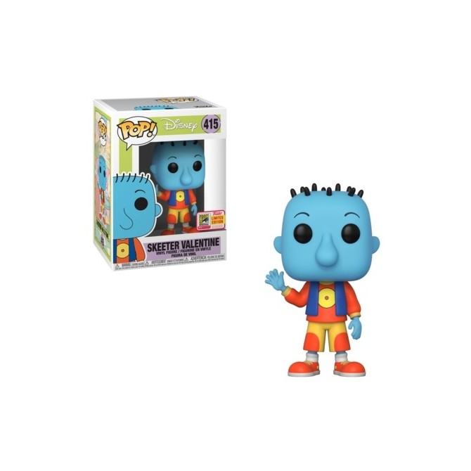 Funko Pop! Doug - Skeeter Valentine SDCC