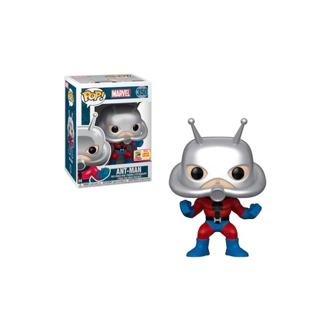 Funko Pop! Marvel – Classic Ant-Man SDCC