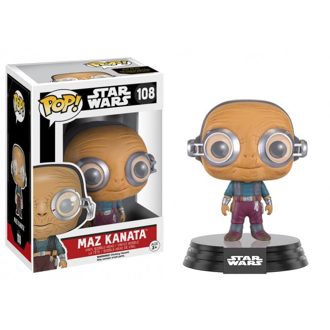 Funko Pop! Maz Kanata Star Wars The Force Awakens