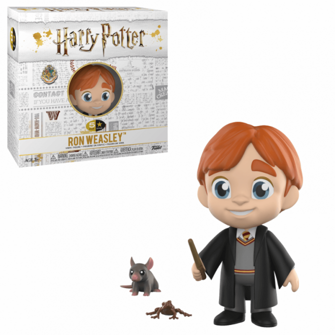 Funko 5-Star: Harry Potter - Ron