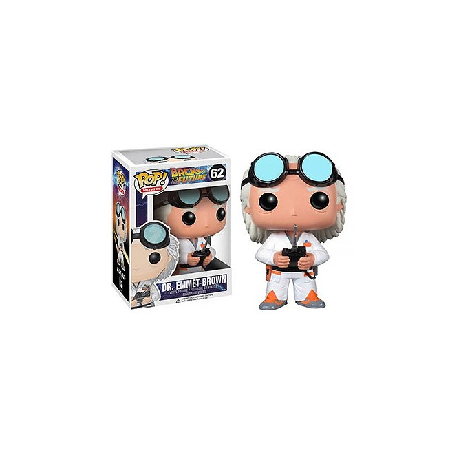 Funko Doc Brown
