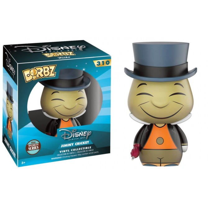Vinyl Sugar Dorbz: Pinocchio - Jiminy Cricket Limited Edition