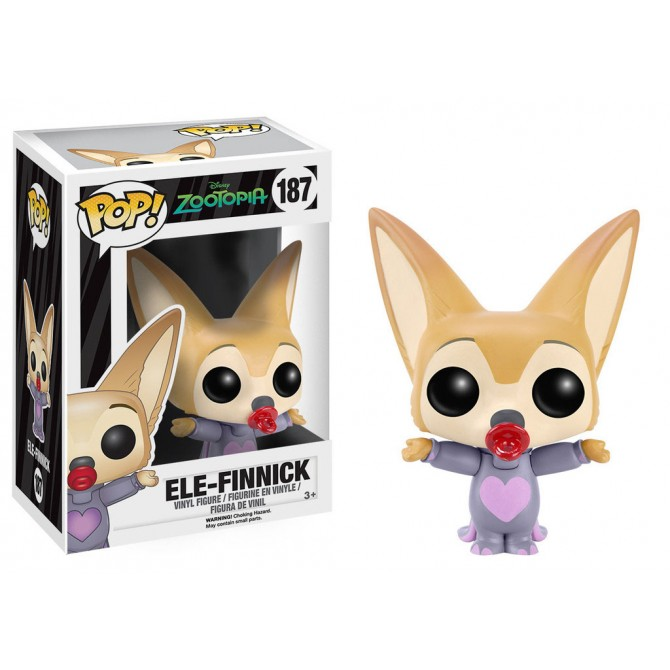 Pop! Disney: Zootopia / Zootropolis - Ele-Finnick