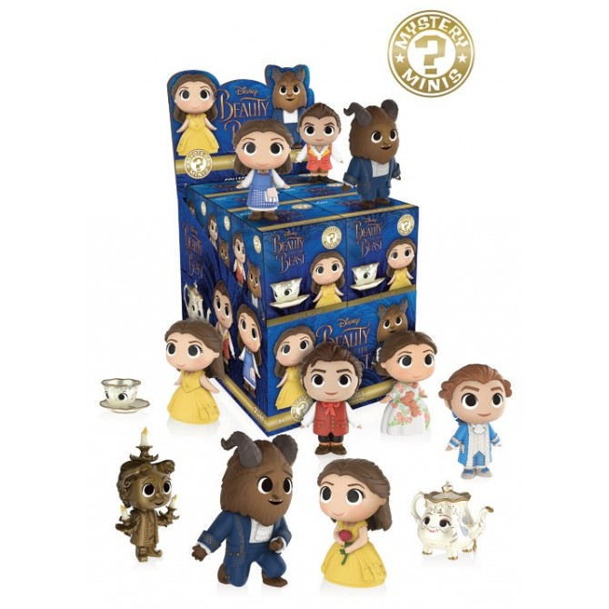 Funko Beauty and the Beast Live Action
