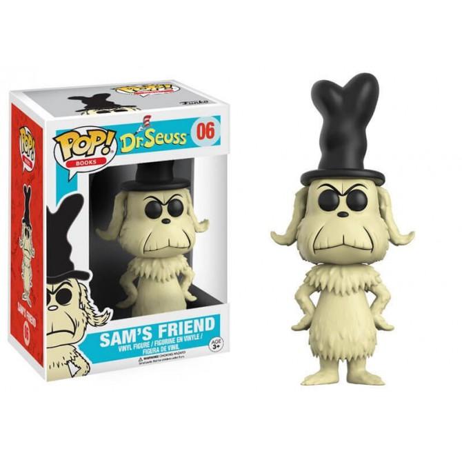 Funko POP! Books Dr. Seuss - Sam's Friend Box