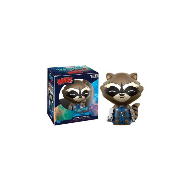 Vinyl Sugar Dorbz: Guardians Of The Galaxy 2 - Rocket Box