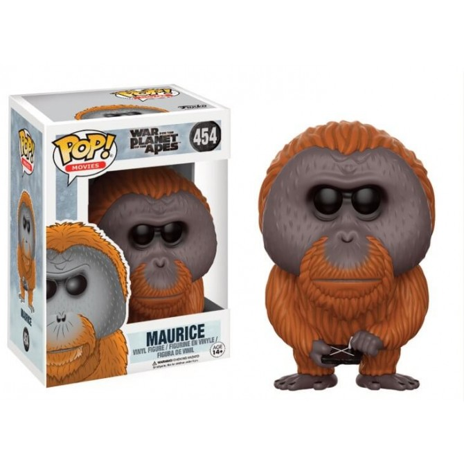 Funko Pop! Movies: War for The Planet of The Apes - Maurice
