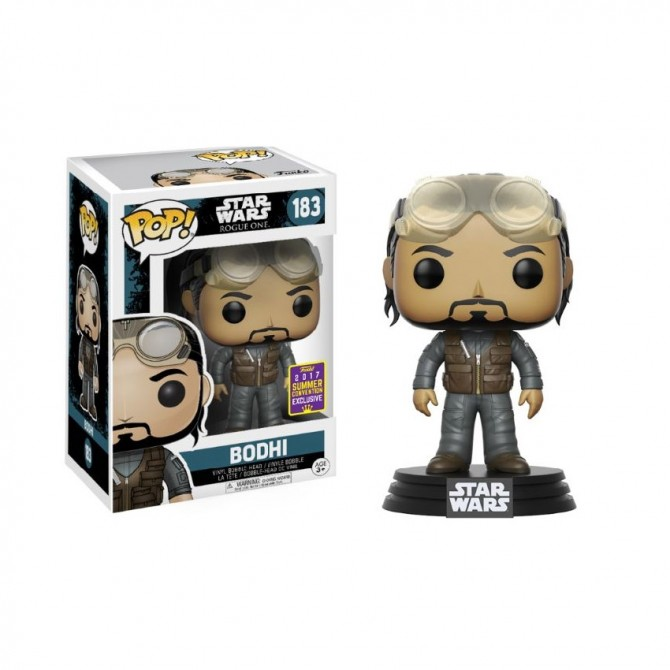 Funko Pop! Star Wars Rogue One - Bodhi SDCC