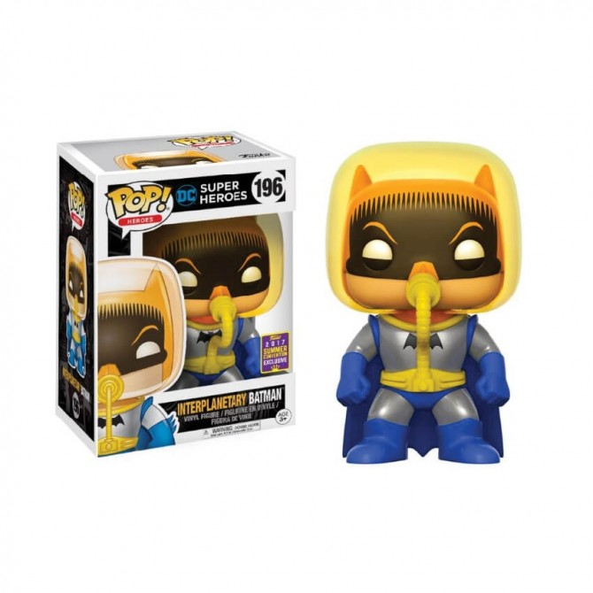 Funko Pop! DC Comics - Interplanetary Batman SDCC