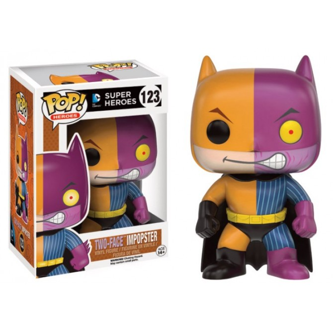 Funko Two-Face Imposter