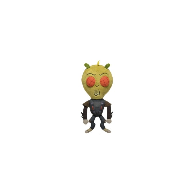 Funko Plushies: Rick and Morty - Krombopulos Michael