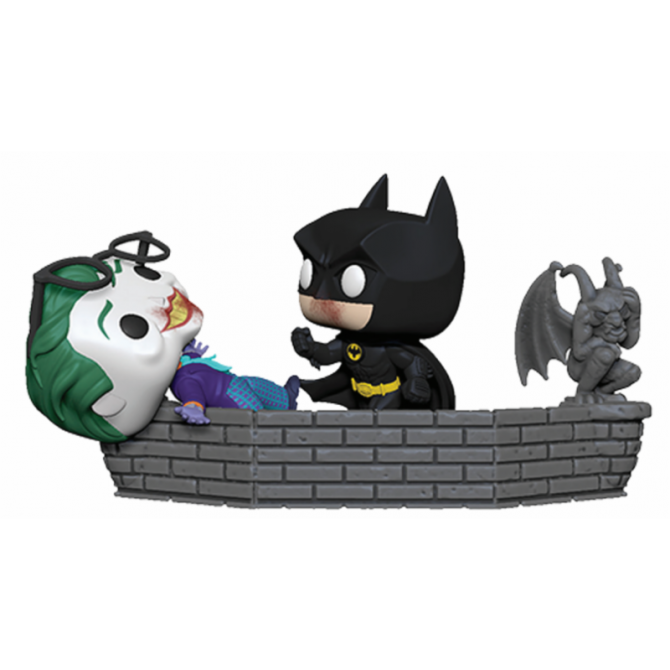 Funko Movie Moments: Batman 80th - Batman and Joker (1989)