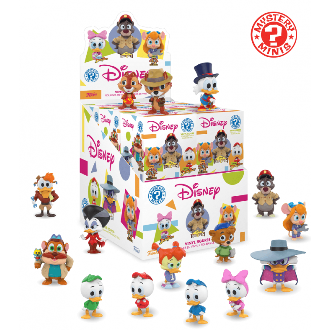 Funko Mystery Minis: Disney Afternoon