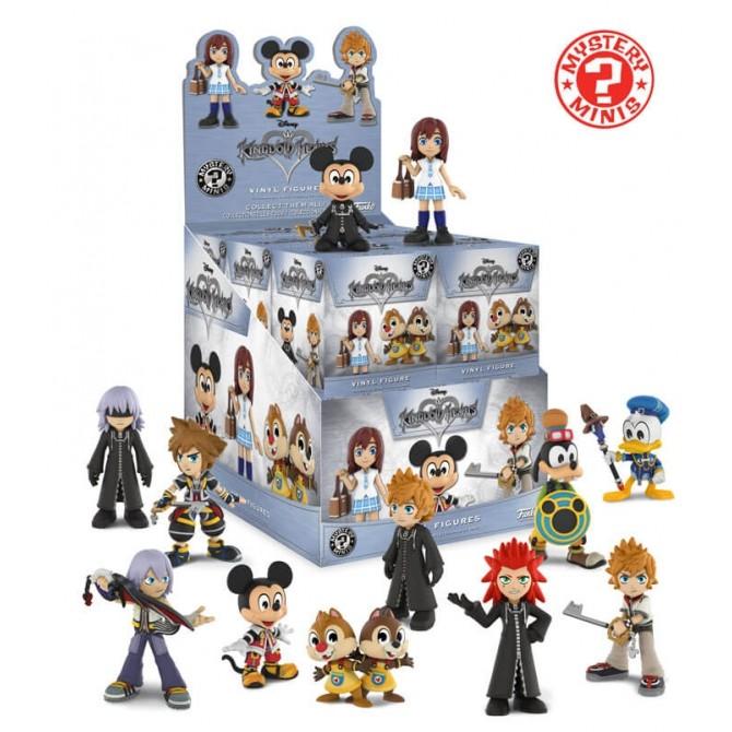 Funko Mystery Minis: Kingdom Hearts