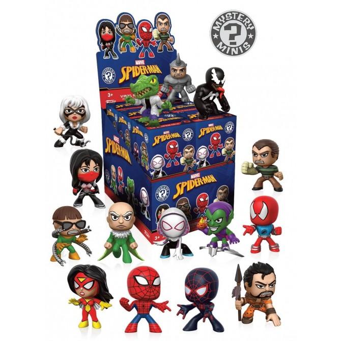 Funko Mystery Minis: Marvel - Spider-Man