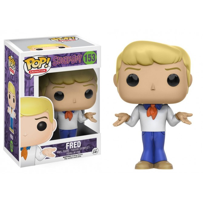 Pop! Animation Scooby-Doo - Fred