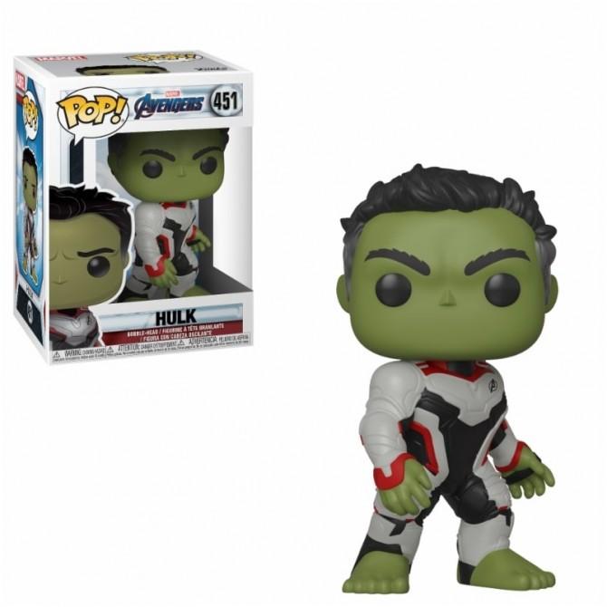 Funko Pop! Avengers: Endgame - Hulk
