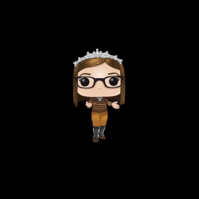 Funko Pop! Big Bang Theory - Amy