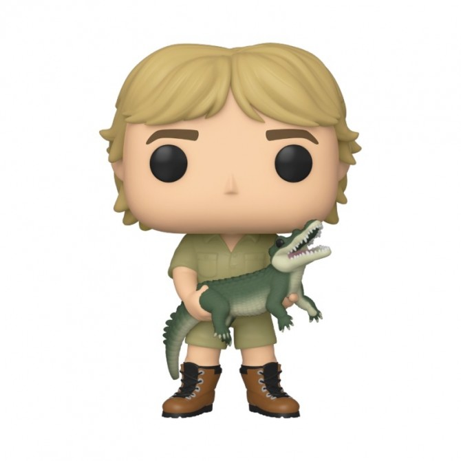 Funko Pop! Crocodile Hunter - Steve Irwin