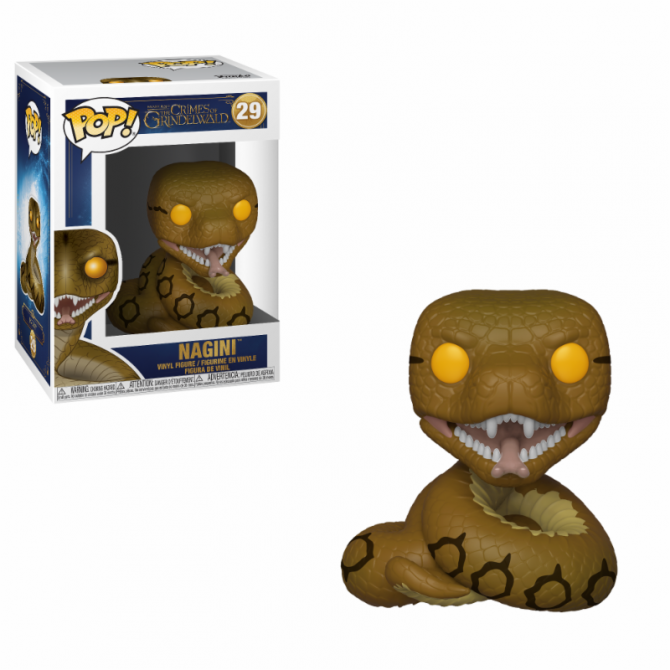 Funko Pop! Fantastic Beasts 2 - Nagini