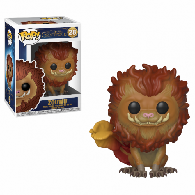 Funko Pop! Fantastic Beasts 2 - Zouwu