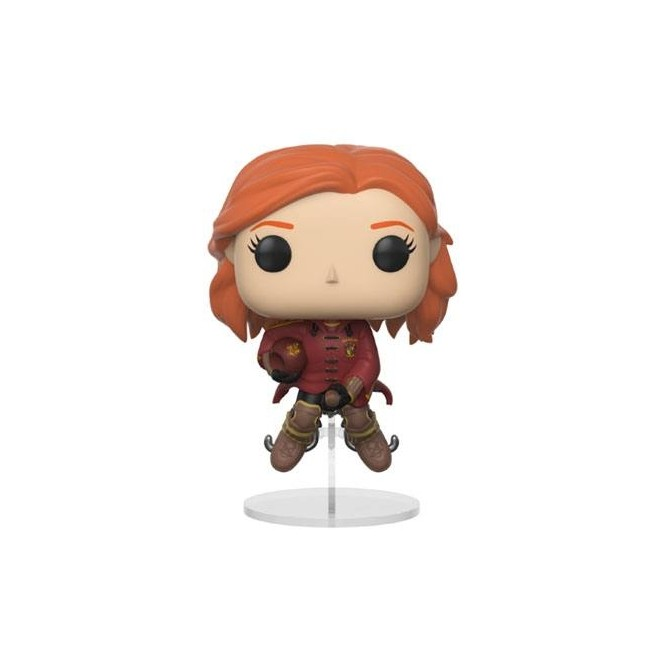 Funko Pop! Movies: Harry Potter - Ginny on Broom (