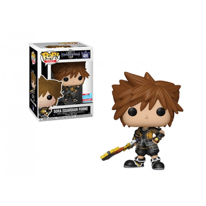 Funko Pop! Disney: Kingdom Hearts 3 - Sora (Guardian Form) Limited Edition