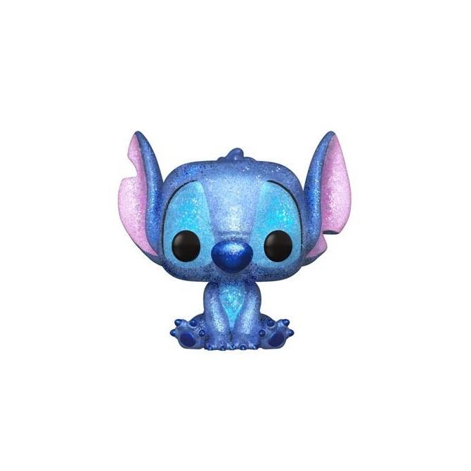 Funko Pop! Disney: Lilo & Stitch - Stitch Glitter Limited Edition
