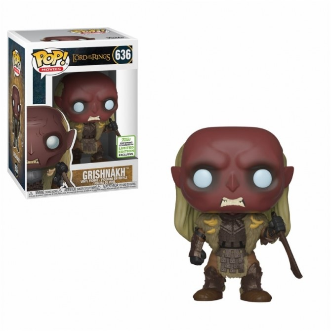 Funko Pop! Lord of The Rings - Grishnakh