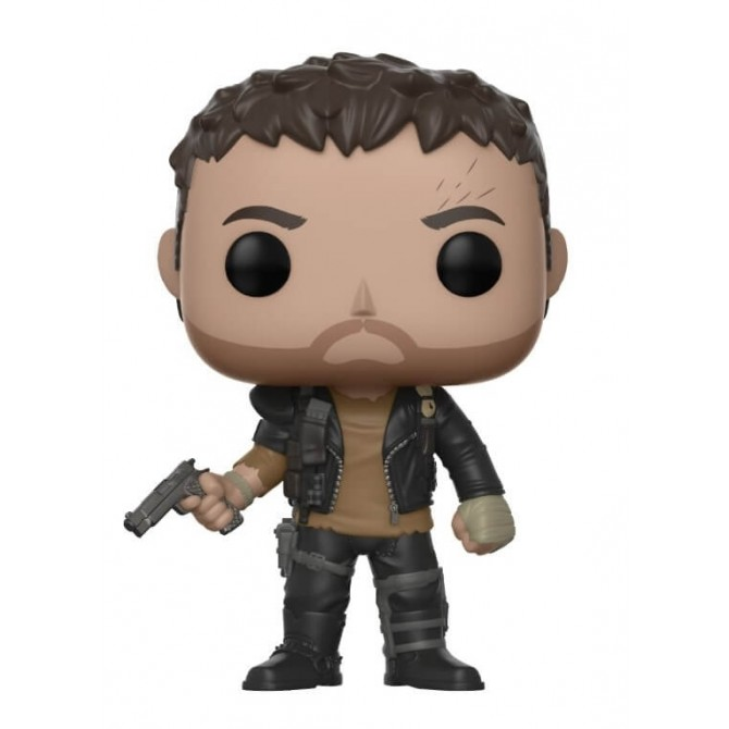 Funko Pop! Mad Max: Fury Road - Max with Gun