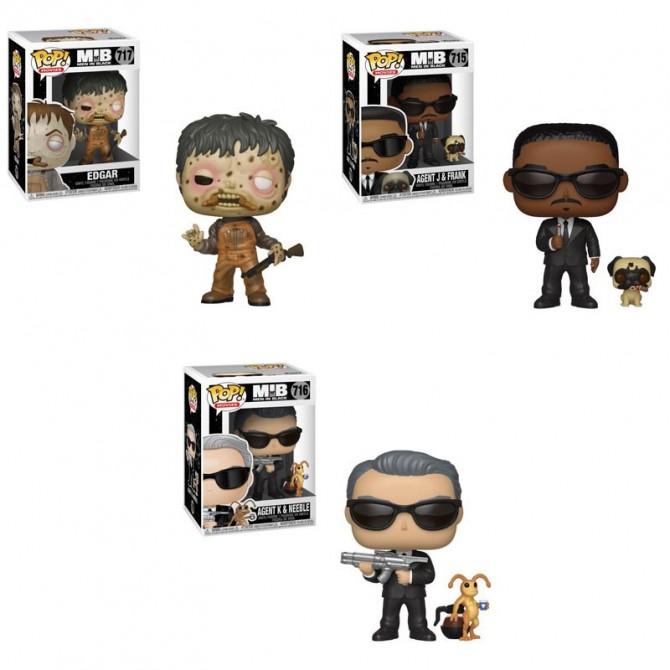 Funko Pop! Men in Black Set