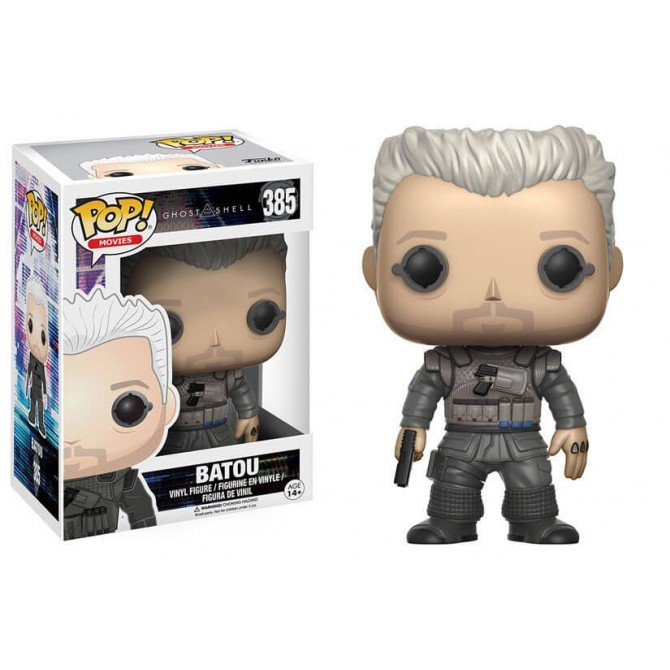 Funko Pop! Movies Ghost in the Shell - Batou Box