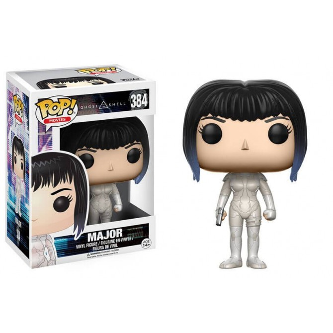 Funko Pop! Movies Ghost in the Shell - Major Box