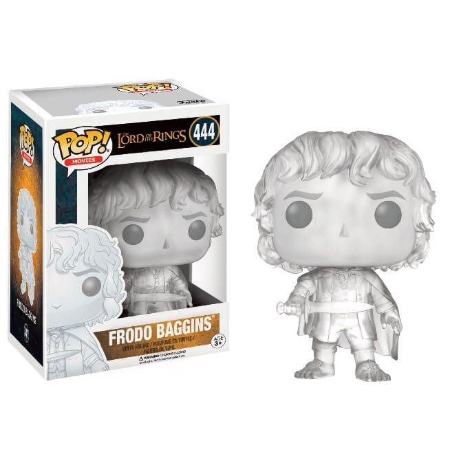 Funko Pop! Movies Lord of The Rings - Invisible Frodo Baggins