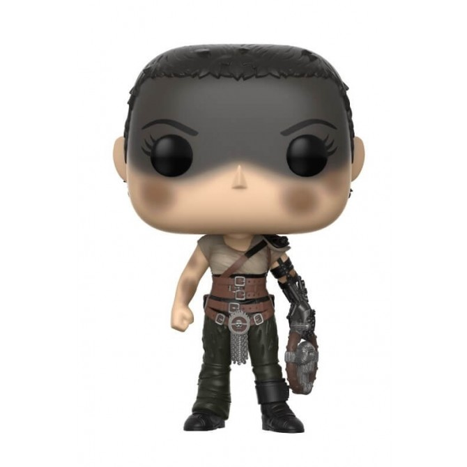 Funko Pop! Mad Max: Fury Road - Furiosa