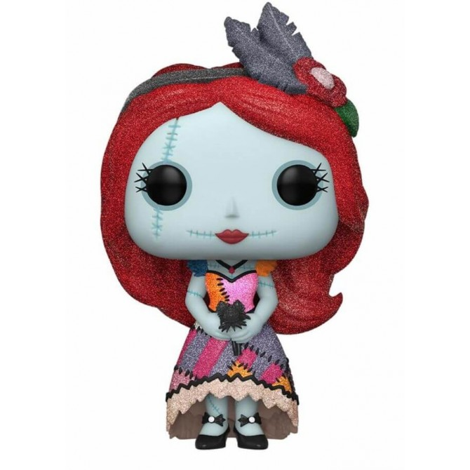 Funko Pop! Disney: Nightmare Before Christmas - Dapper Sally Diamond Glitter Limited Edition