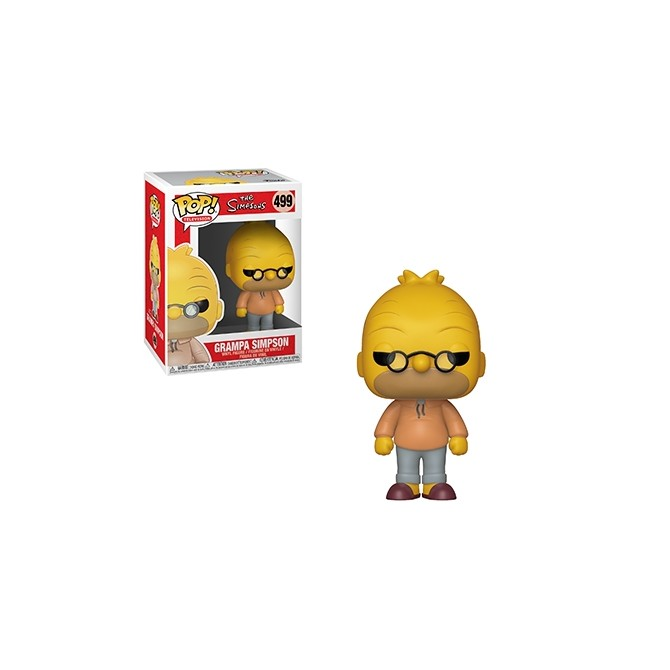 Funko Pop! Simpsons - Abe Simpson