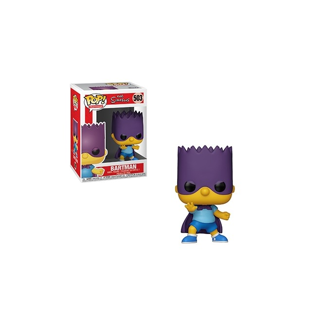 Funko Pop! Simpsons - Bartman
