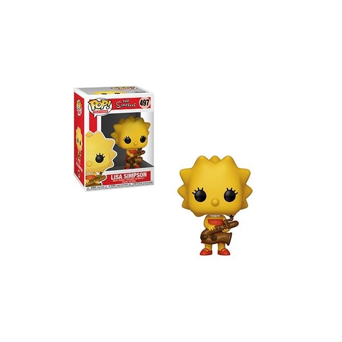 Funko Pop! Simpsons - Lisa Simpson