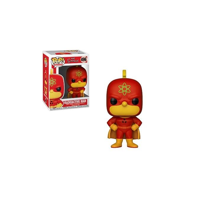 Funko Pop! Simpsons - Radioactive Man