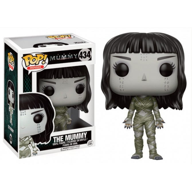 Funko Pop! Movies: The Mummy - The Mummy Box