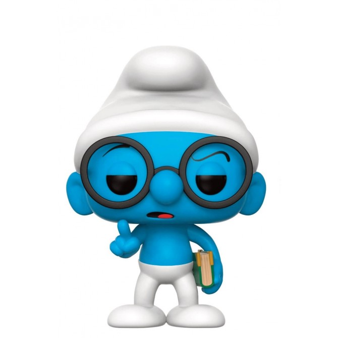 Funko Pop! The Smurfs - Brainy Smurf