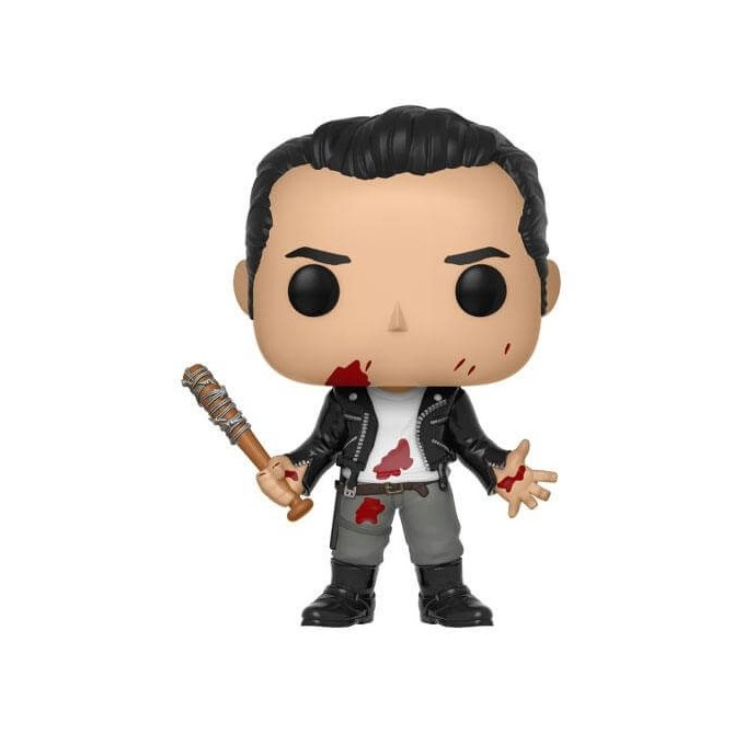 Funko Pop! The Walking Dead - Negan (Clean Shaven)