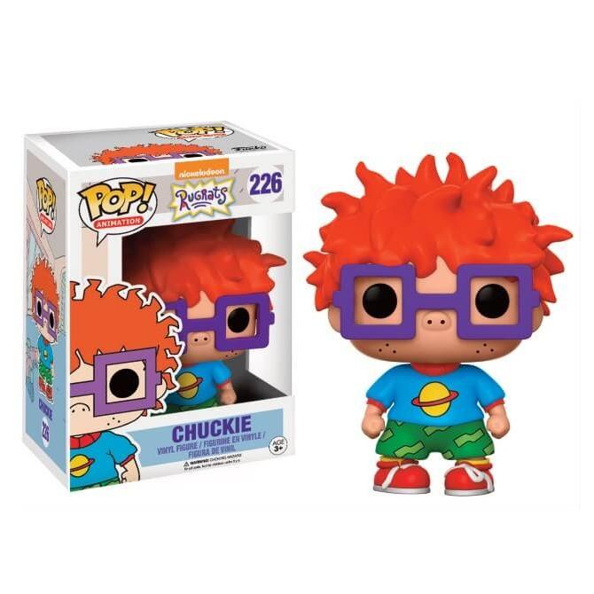 Funko Pop! TV: Nickelodeon 90's TV Rugrats - Chuckie Box
