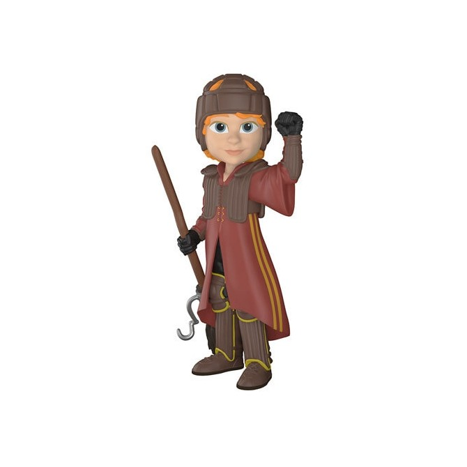 Funko Rock Candy: Harry Potter - Ron Weasley Quidditch