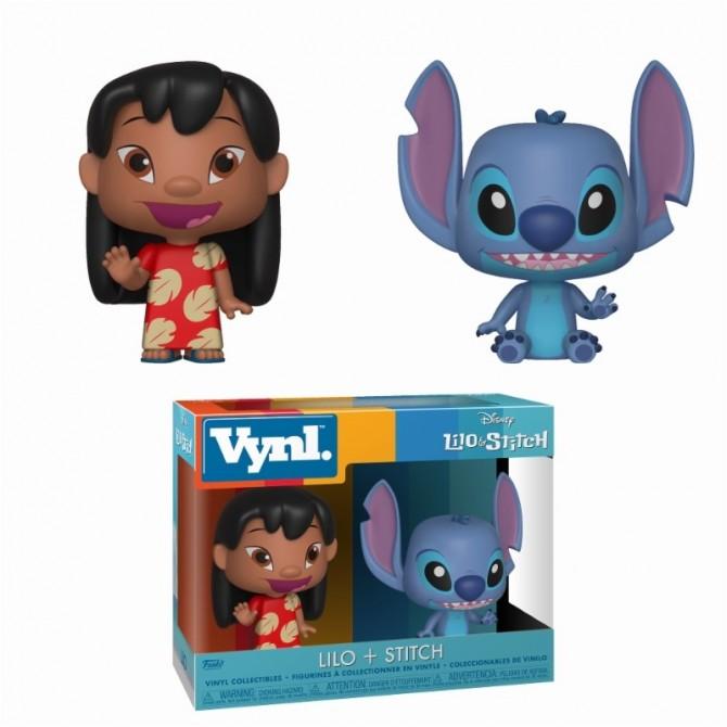 Funko VYNL: Disney Lilo and Stitch 2-Pack